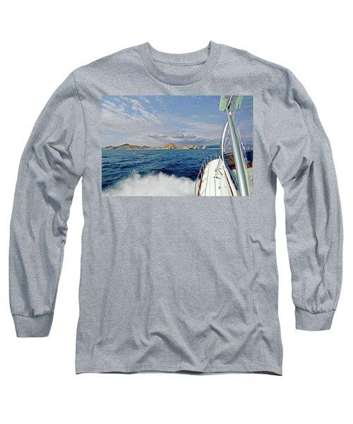 Returning To Port Long Sleeve T-Shirt