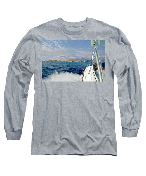 Returning To Port Long Sleeve T-Shirt