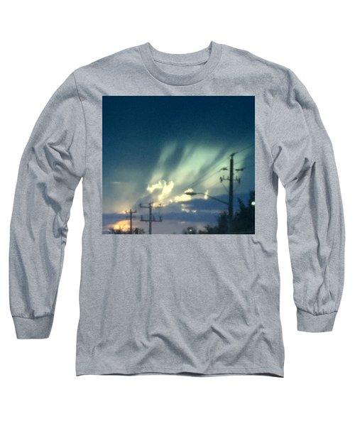 Revival Long Sleeve T-Shirt by Audrey Robillard