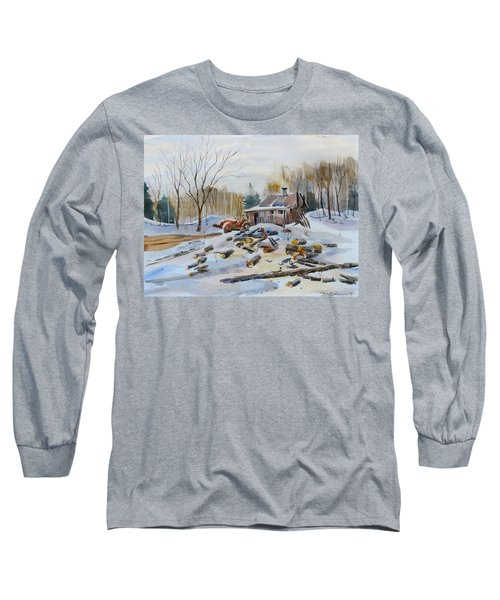 Reynold's Sugar Shack Long Sleeve T-Shirt