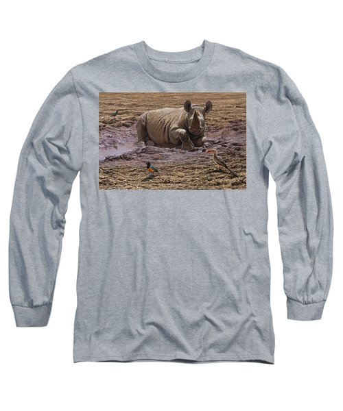 Rhino Long Sleeve T-Shirt