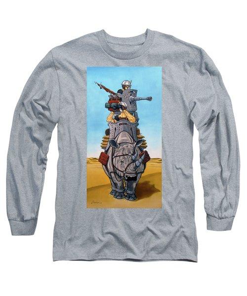 Rhinoceros Riders Long Sleeve T-Shirt
