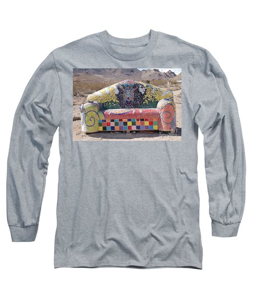 Rhyolite Sofa Long Sleeve T-Shirt
