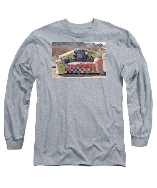Rhyolite Sofa Long Sleeve T-Shirt