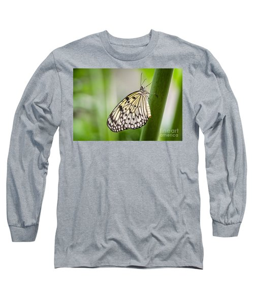Rice Paper Long Sleeve T-Shirt