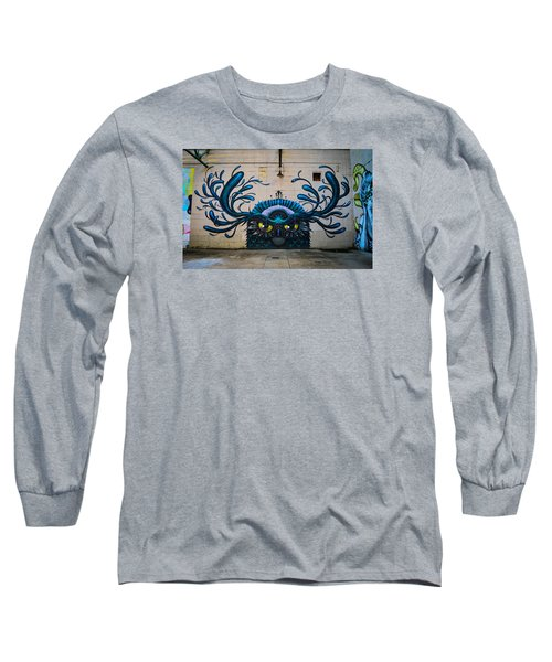 Richmond Street Art Long Sleeve T-Shirt