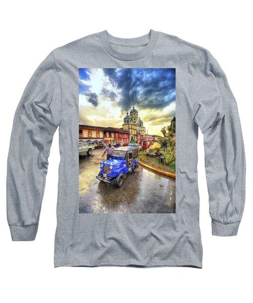 La Plaza Long Sleeve T-Shirt