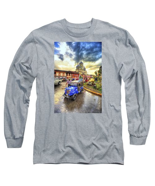 La Plaza Long Sleeve T-Shirt