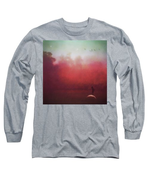 Ride The Moon Long Sleeve T-Shirt