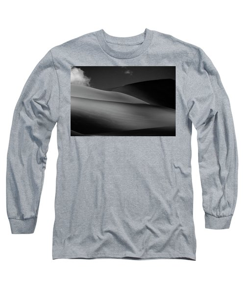 Ridges Long Sleeve T-Shirt by Brian Duram