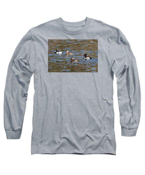 Ring Neck Ducks 20120314_d Long Sleeve T-Shirt