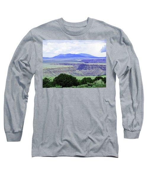 Rio Grande Gorge Long Sleeve T-Shirt