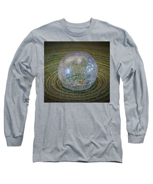 Long Sleeve T-Shirt featuring the photograph Ripple Effect by John Glass