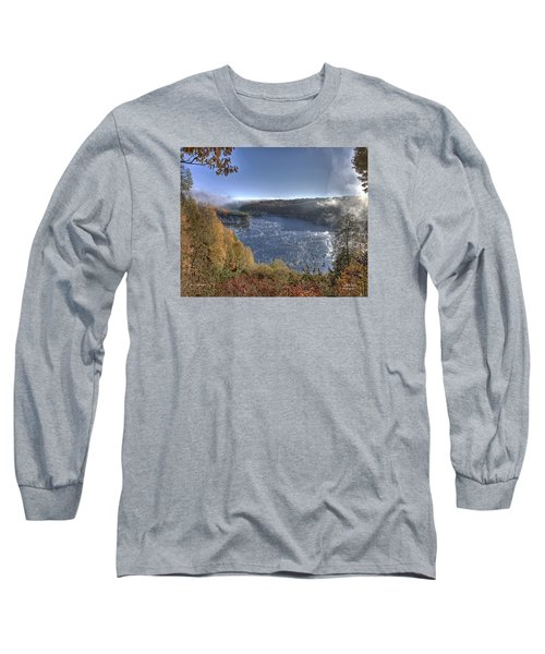 Rise And Shine Long Sleeve T-Shirt by Mark Allen
