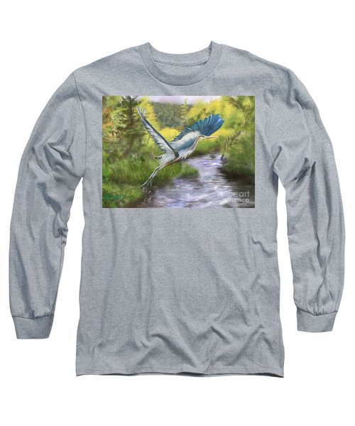 Rising Free Long Sleeve T-Shirt