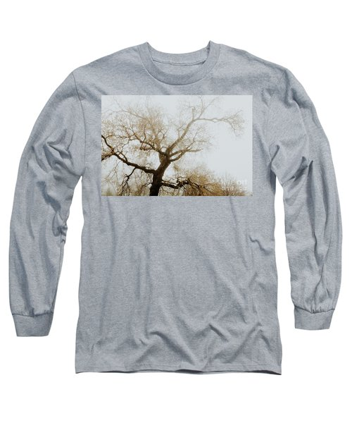 Long Sleeve T-Shirt featuring the photograph Rising by Iris Greenwell