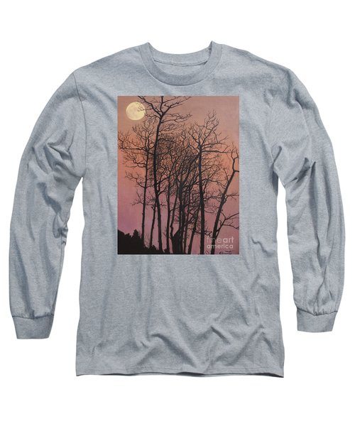 Rising Of The Moon  Long Sleeve T-Shirt