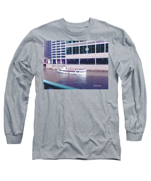 River Boat Tour Long Sleeve T-Shirt