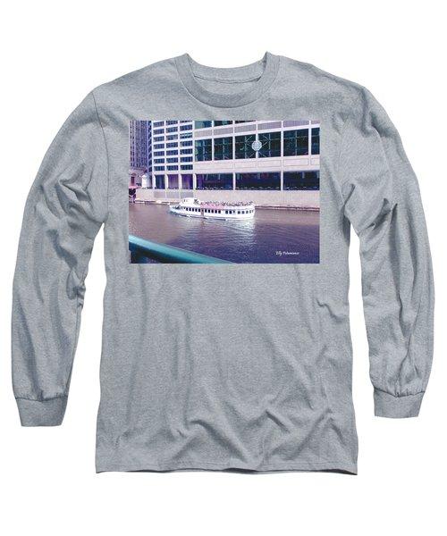 River Boat Tour Long Sleeve T-Shirt