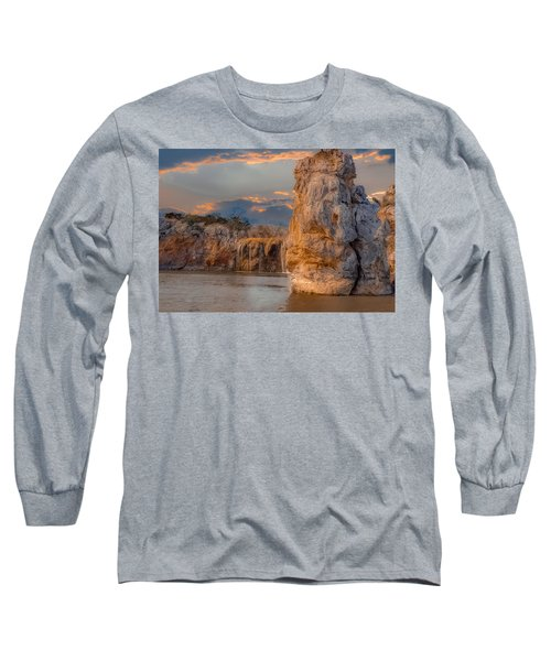 River Cruise Long Sleeve T-Shirt