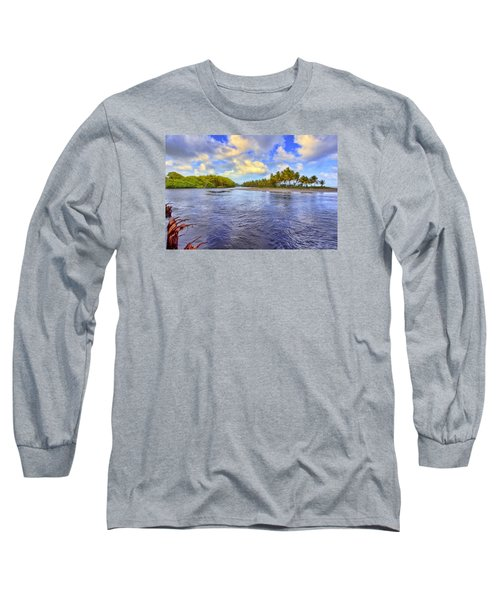 River Island Long Sleeve T-Shirt by Nadia Sanowar