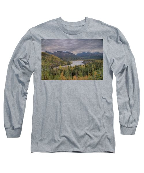 River Of Gold Long Sleeve T-Shirt