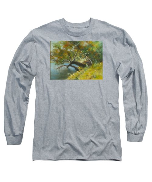 River Reverie Long Sleeve T-Shirt