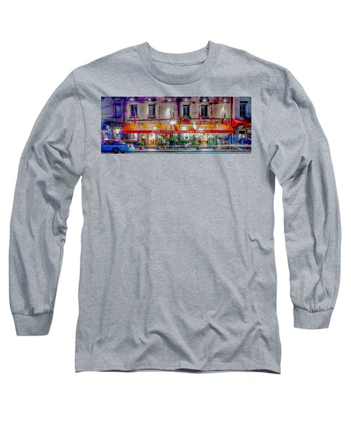 River Street Sweets Candy Store Savannah Georgia   Long Sleeve T-Shirt