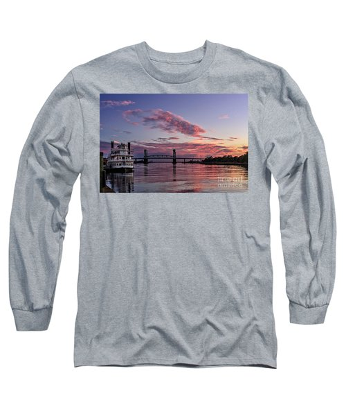Cape Fear Riverboat Long Sleeve T-Shirt