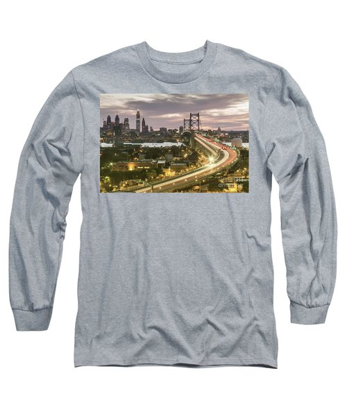 Road To Brotherly Love Long Sleeve T-Shirt