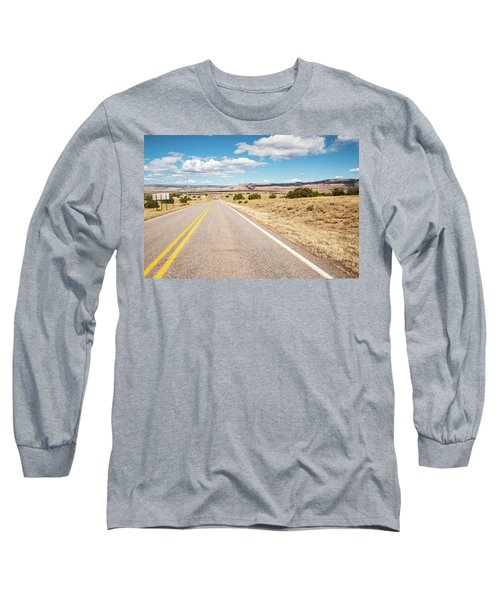 Road To San Ysidro Long Sleeve T-Shirt