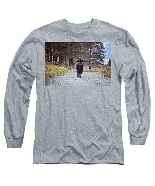 Roadblock Long Sleeve T-Shirt