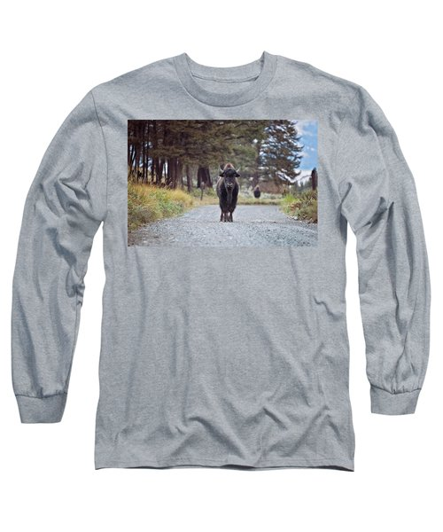 Roadblock Long Sleeve T-Shirt