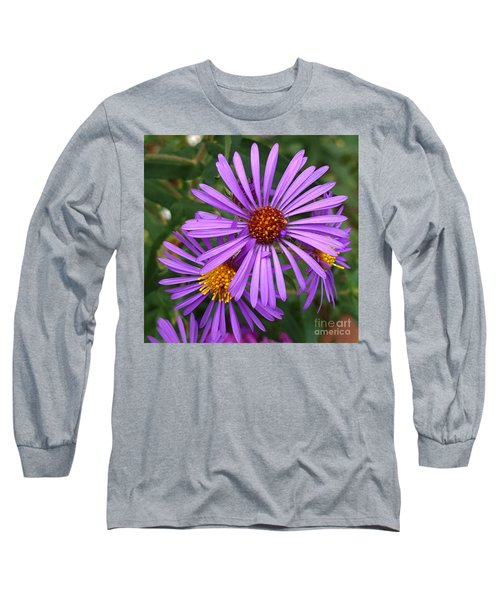 Roadside Flowers Long Sleeve T-Shirt