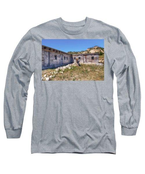 Robidoux Trading Post Long Sleeve T-Shirt