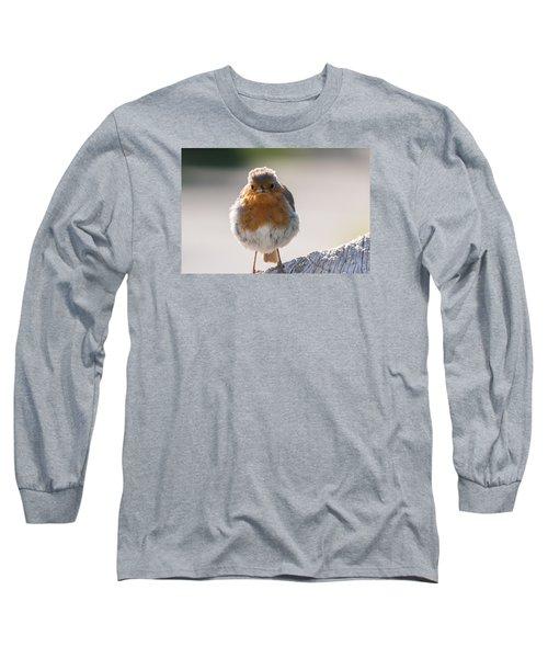 Robin Front Long Sleeve T-Shirt