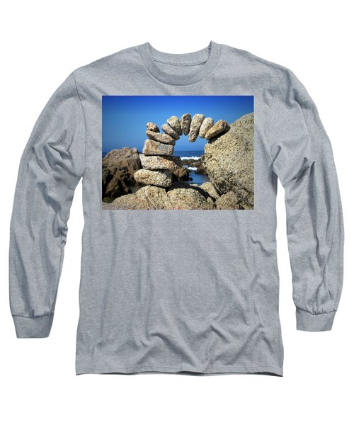 Rock Art One Long Sleeve T-Shirt