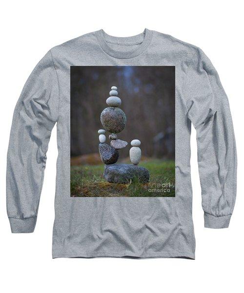 Rock Castle Long Sleeve T-Shirt