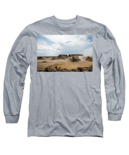Rock Crushing 2 Long Sleeve T-Shirt