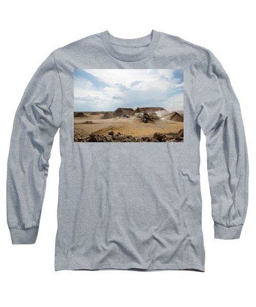 Rock Crushing 2 Long Sleeve T-Shirt