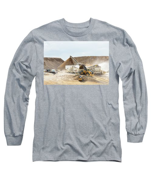 Rock Crushing 3 Long Sleeve T-Shirt