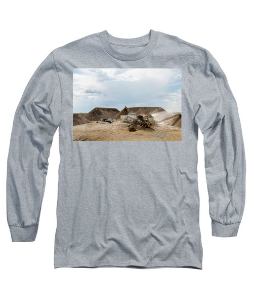 Rock Crushing Long Sleeve T-Shirt