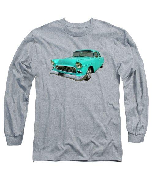 Rock N Roll 55 Long Sleeve T-Shirt