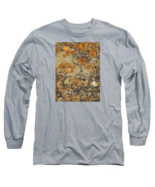 Rock Pattern Long Sleeve T-Shirt