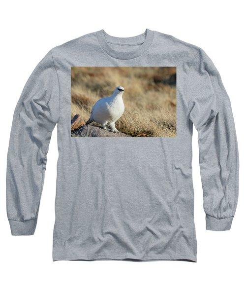 Rock Ptarmigan Long Sleeve T-Shirt