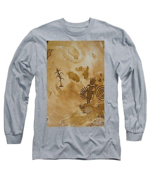 Rock Work Long Sleeve T-Shirt