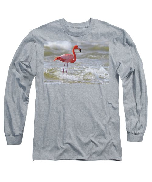 Rockin' Waves Long Sleeve T-Shirt