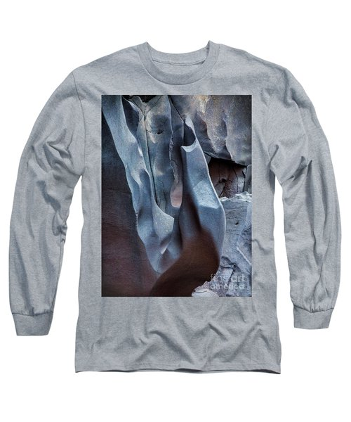 Rock'n In My Arm Rock Art By Kaylyn Franks Long Sleeve T-Shirt