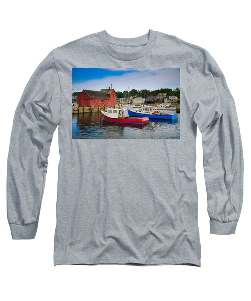 Rockport Harbor 2 Long Sleeve T-Shirt