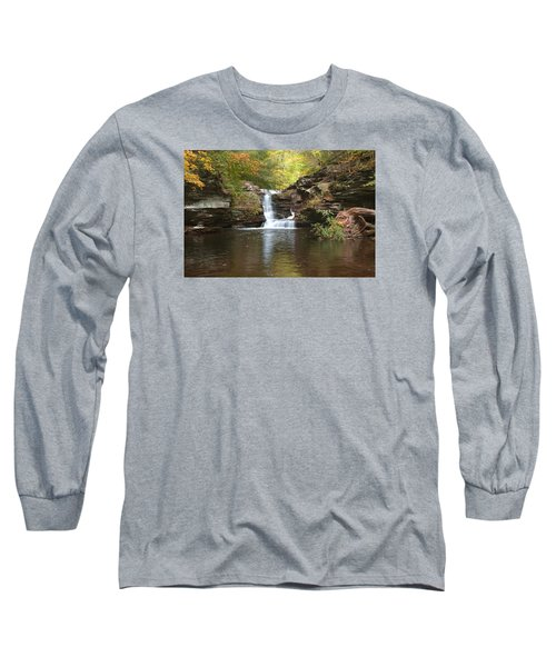Long Sleeve T-Shirt featuring the photograph Rocktober by Gene Walls